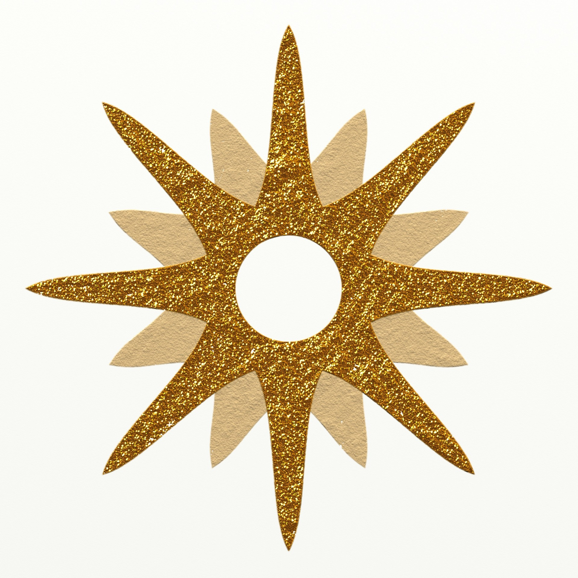 1920x1920 Gold Star Clipart Free Stock Photo