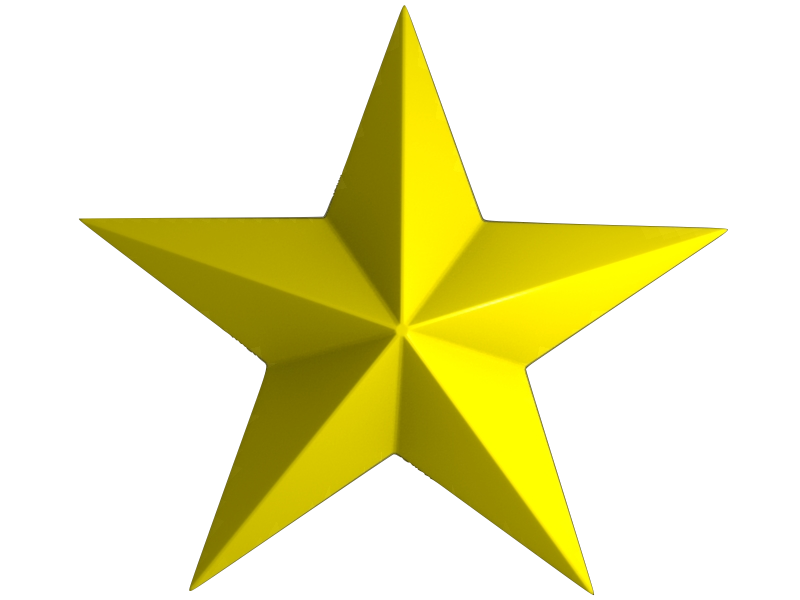 800x600 Gold Star Golden Star Clipart