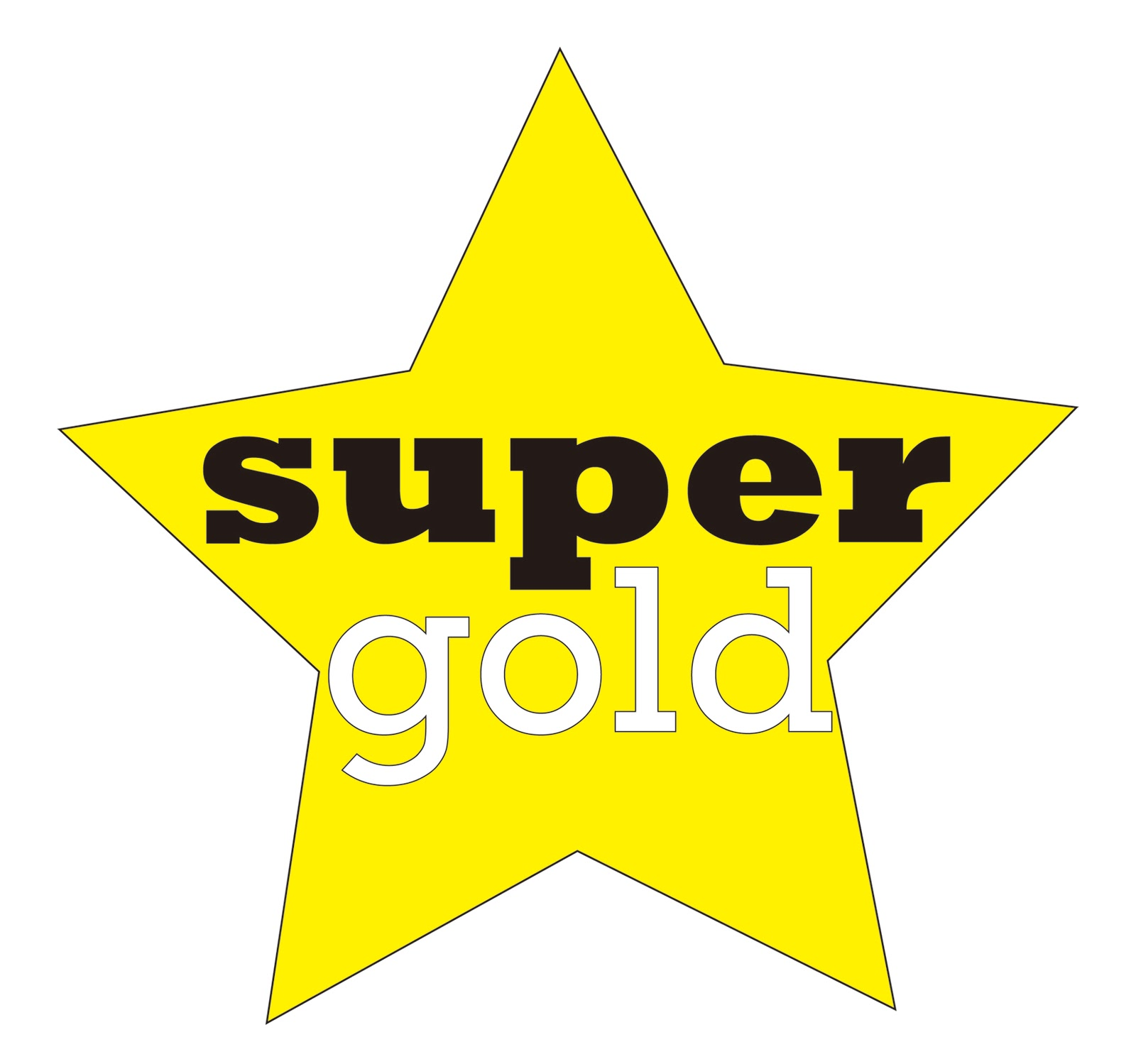 1600x1499 Super Gold Star Clipart