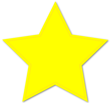 360x335 Gold Star Border Clipart Star Clipart Id 27870 Clipart Pictures