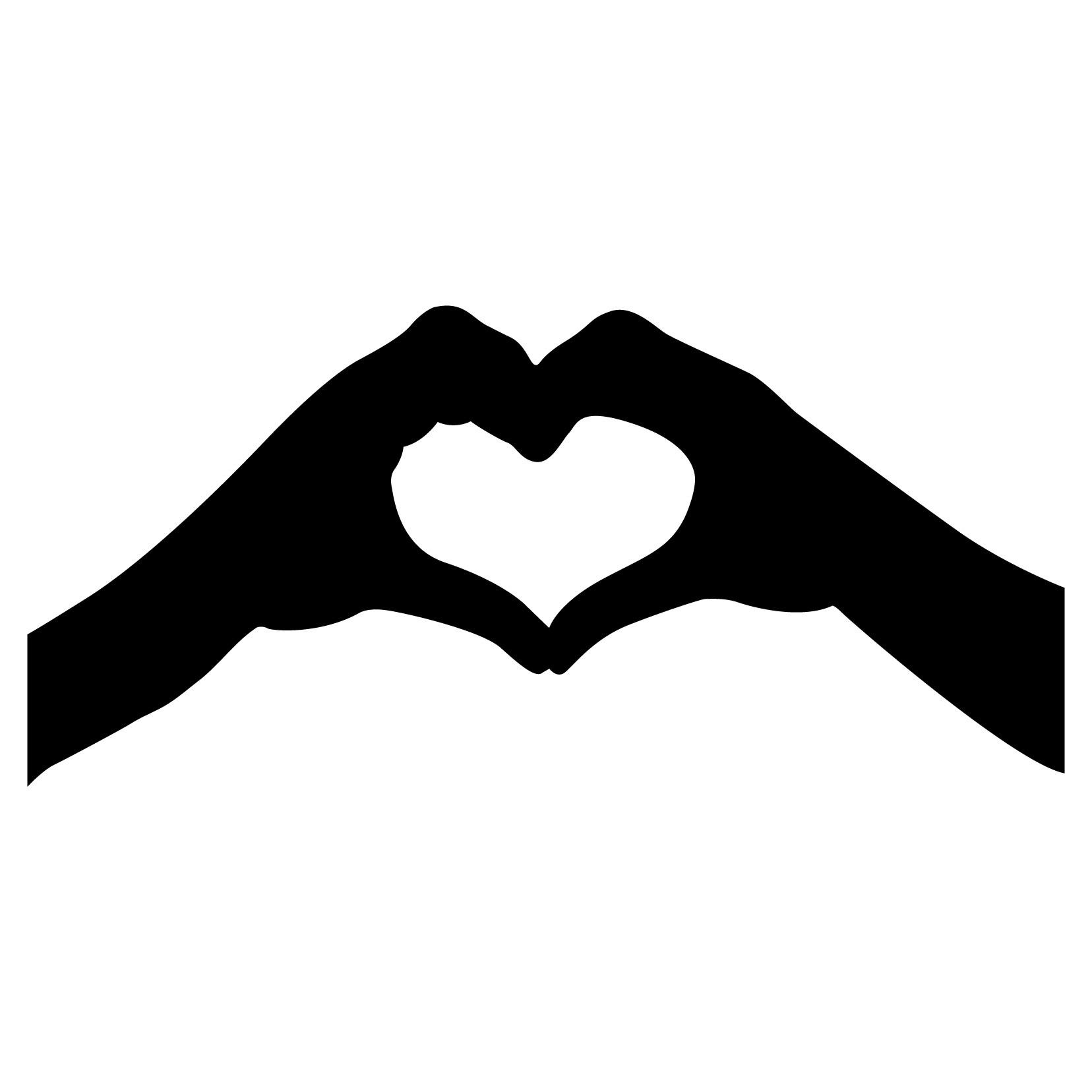 1656x1656 Hand Clipart Love Heart