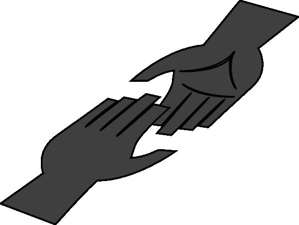 600x451 Helping Hands Clip Art