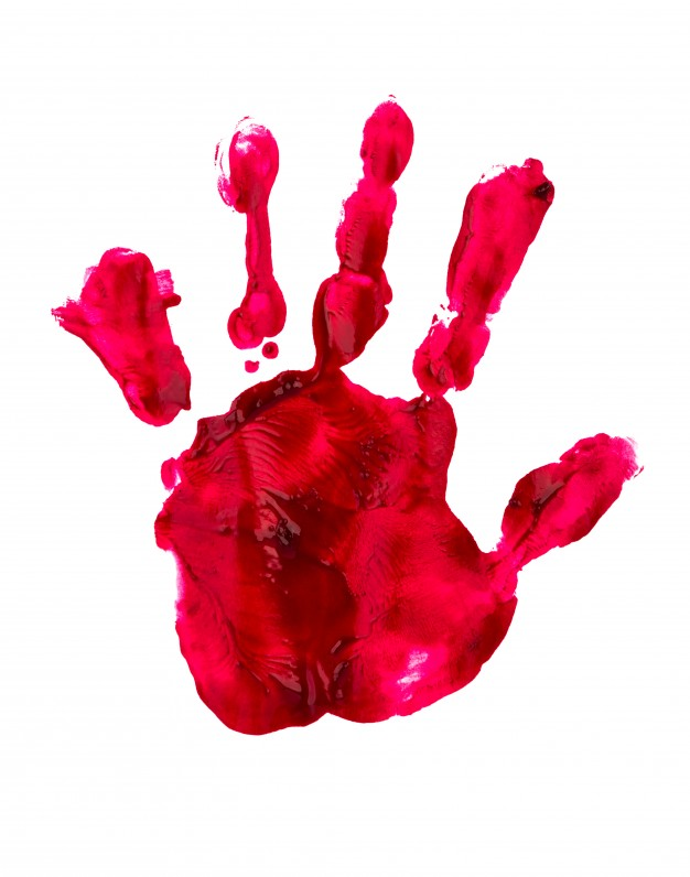 626x796 Bloody Hand Vectors, Photos And Psd Files Free Download