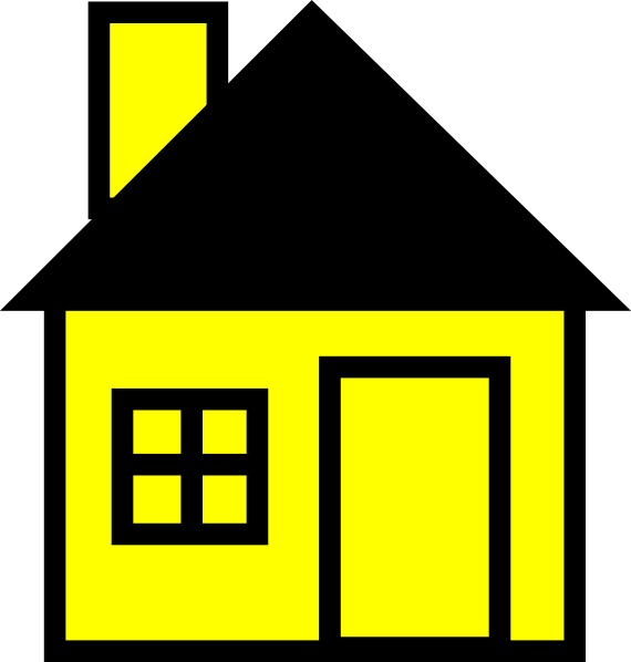 570x598 Contruction House Clip Art