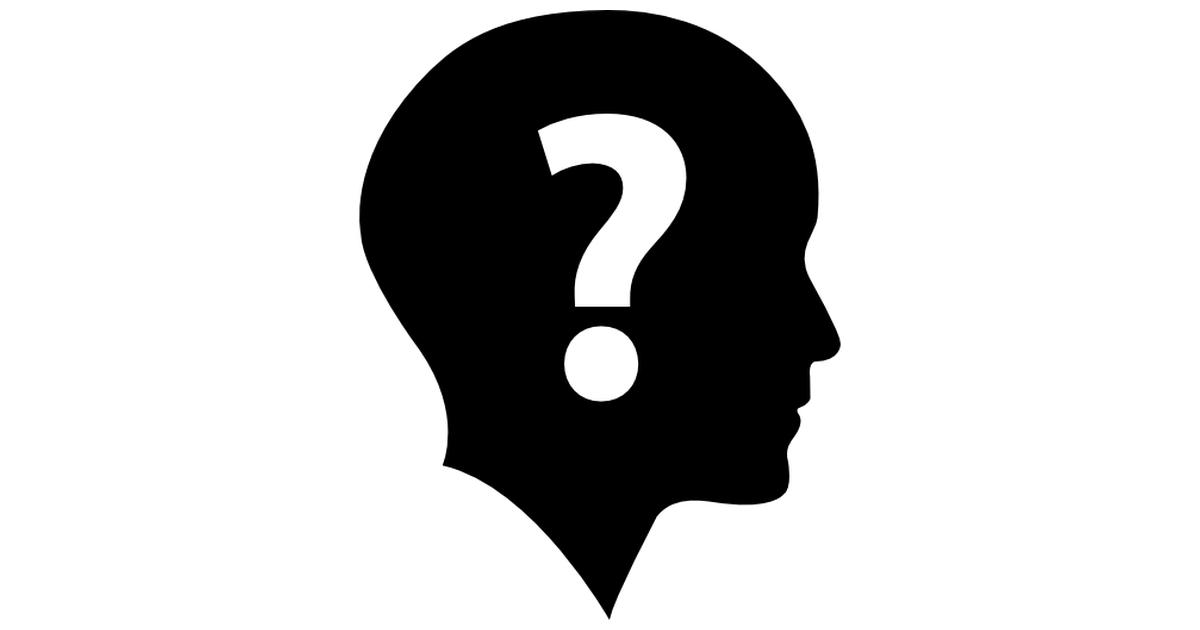 1200x630 Head Question Mark Clipart, Explore Pictures