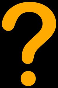 198x299 Question Mark Clip Art