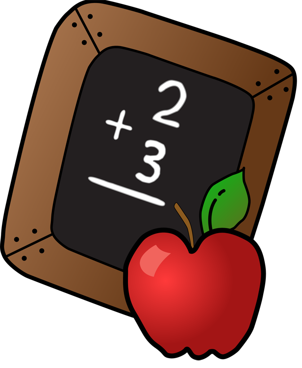 616x750 Back To School Clip Art Clipart