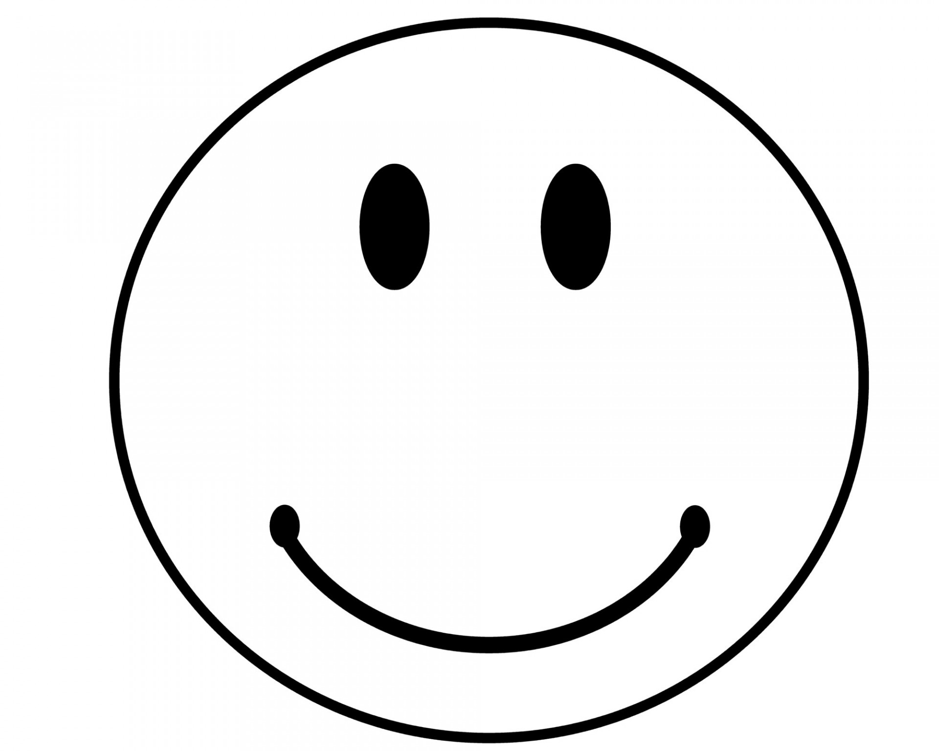 1920x1536 Clip Art Smiley Face Free Stock Photo