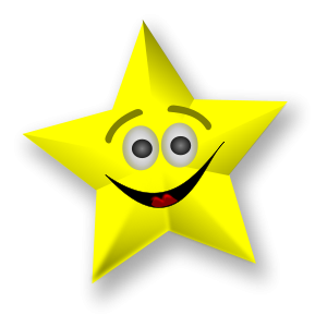 300x300 Free Clipart Star Many Interesting Cliparts