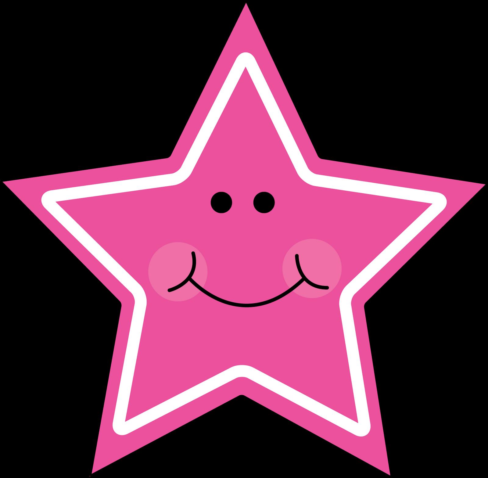 1600x1567 Pink Stars Clipart Star Clip Art Image Present