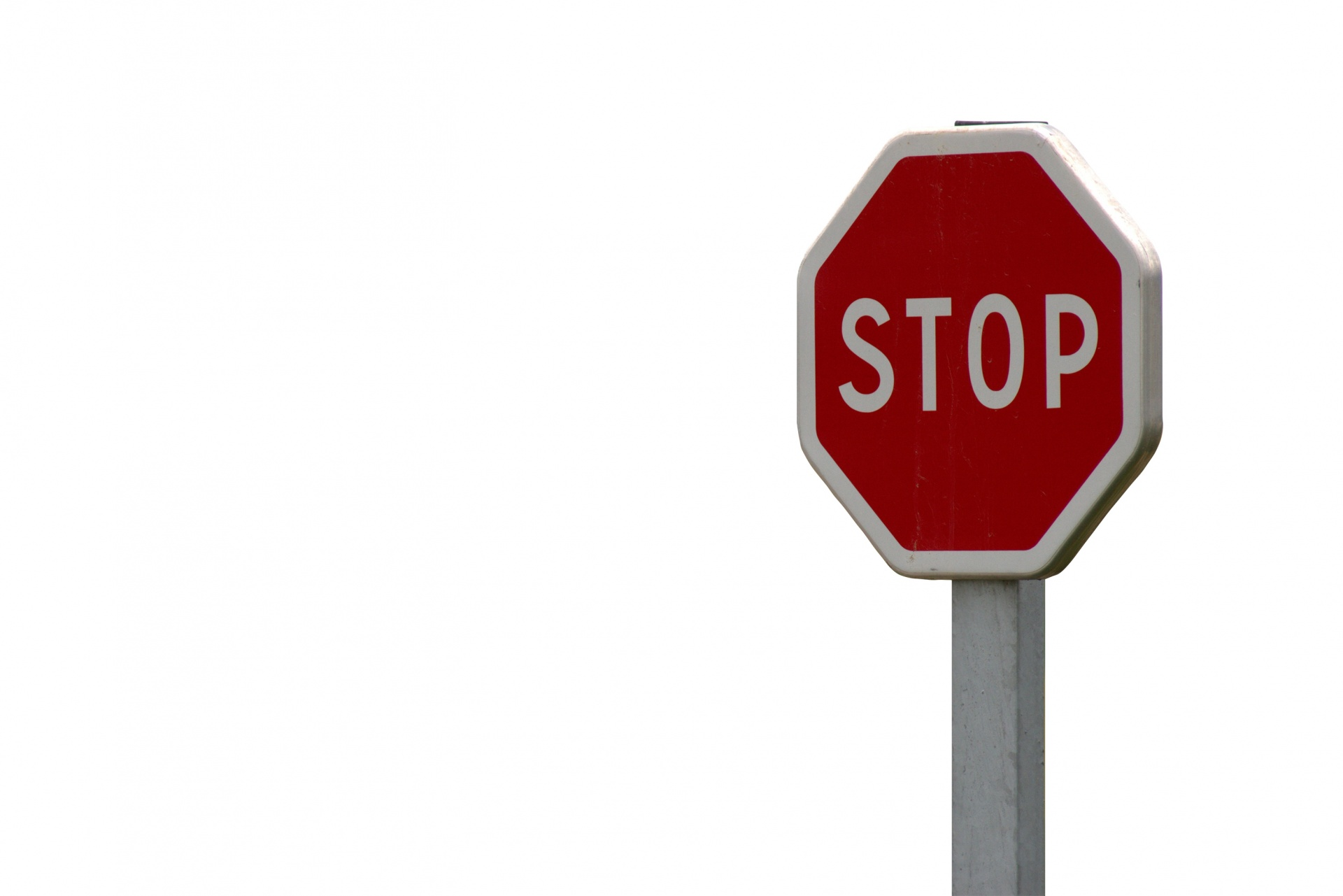 1920x1281 Stop Sign Free Stock Photo