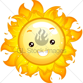 325x325 Sun Taking A Shower Gl Stock Images