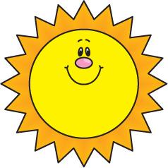 238x238 Clipart Of A Sun