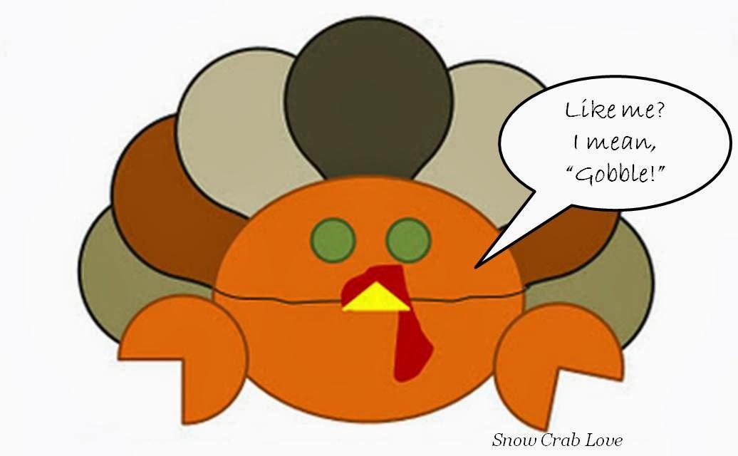 1036x640 Snow Crab Love Crab Turkey!