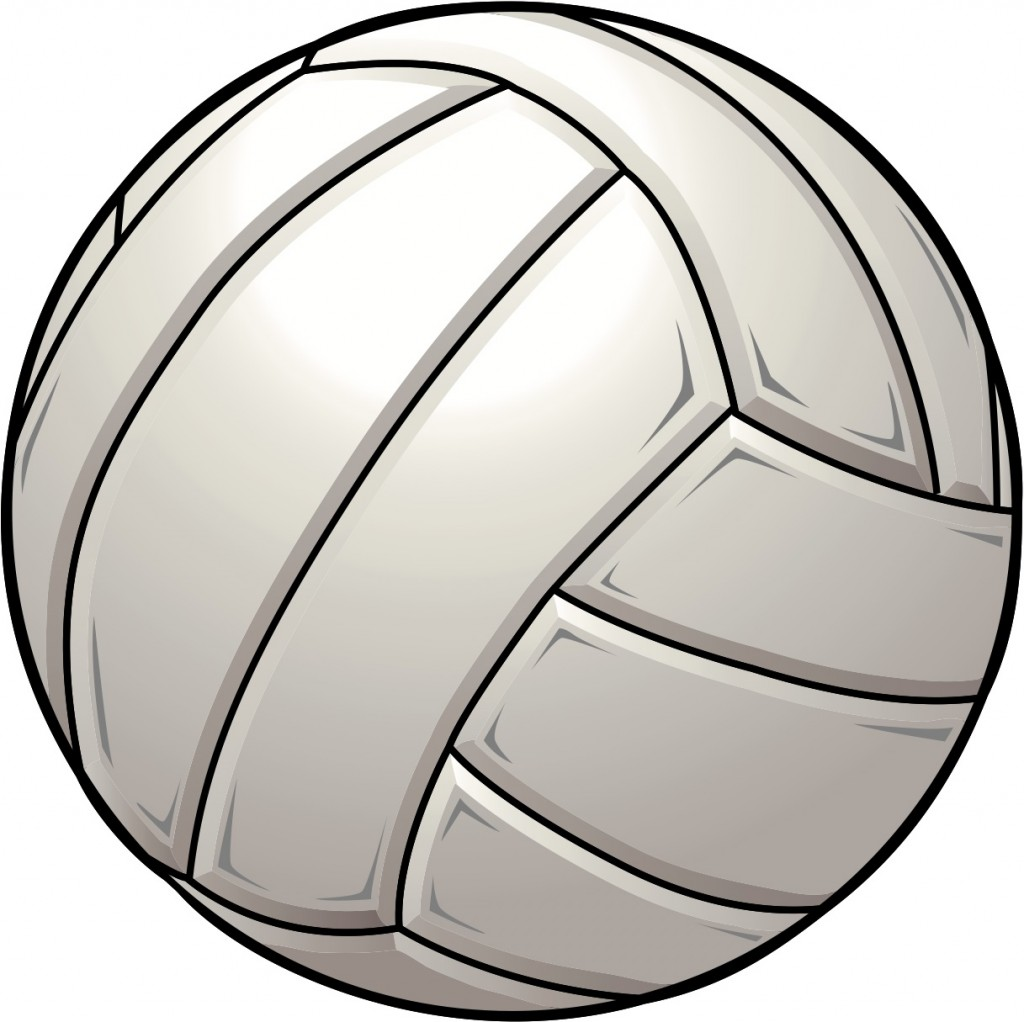 1024x1022 Volleyball Clipart Free Free Clipart Images Clipartix