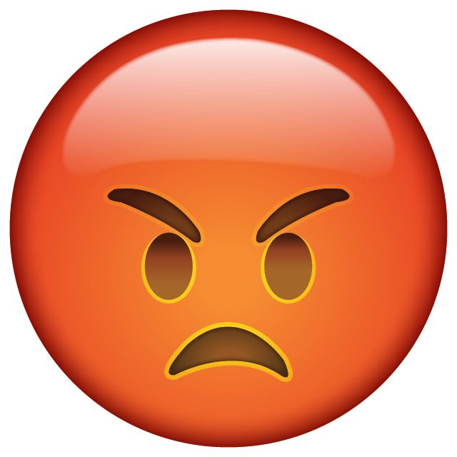 640x640 Best Angry Emoji Ideas Angry Face Emoji