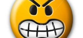 272x125 Mad Face Angry Face Clipart Kid