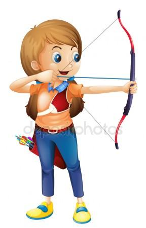 288x450 Archery Stock Vectors, Royalty Free Archery Illustrations