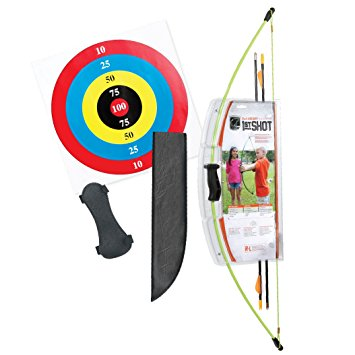 355x355 Bear Archery 1st Shot Youth Bow Set