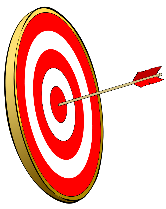 638x800 Animated Archery Clipart Clipartfest 4