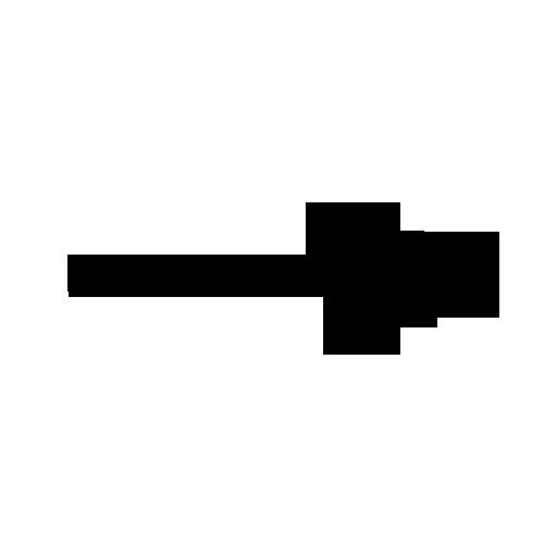 512x512 Narrow Right Arrow Icon