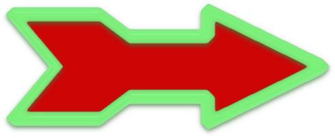 488x201 Arrows Free Arrow Clipart 4