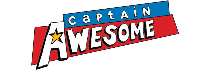 852x281 Captain Awesome Books By Stan Kirby And George O'Connor From Simon