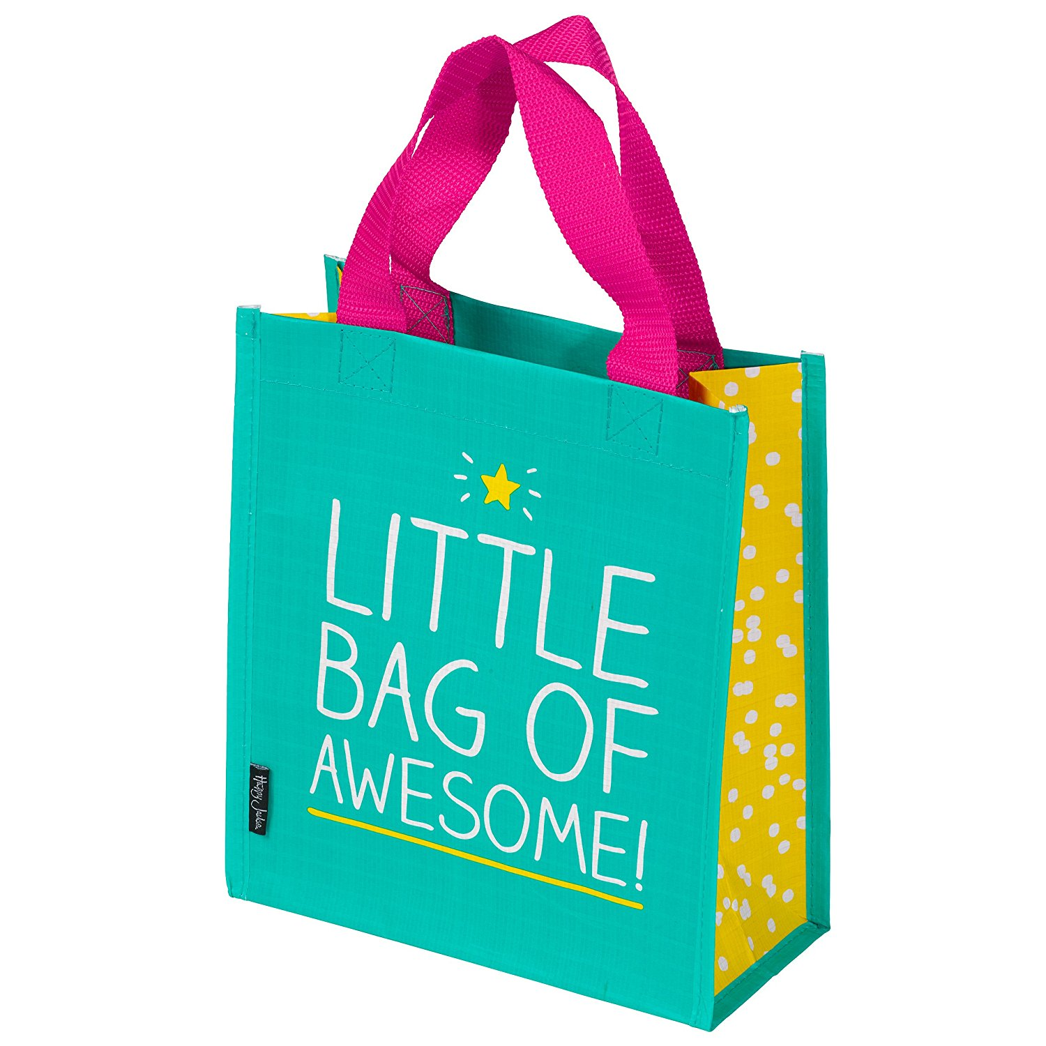 1500x1500 Happy Jackson Awesome Little Tote Bag