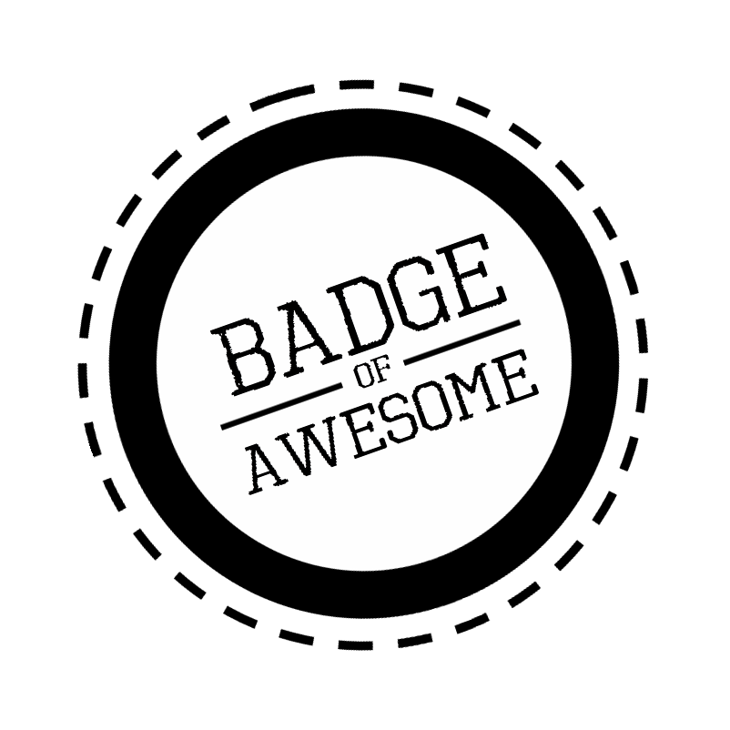 802x802 This Is It! Badge Of Awesome Is Now Live. Josh Martin Ink