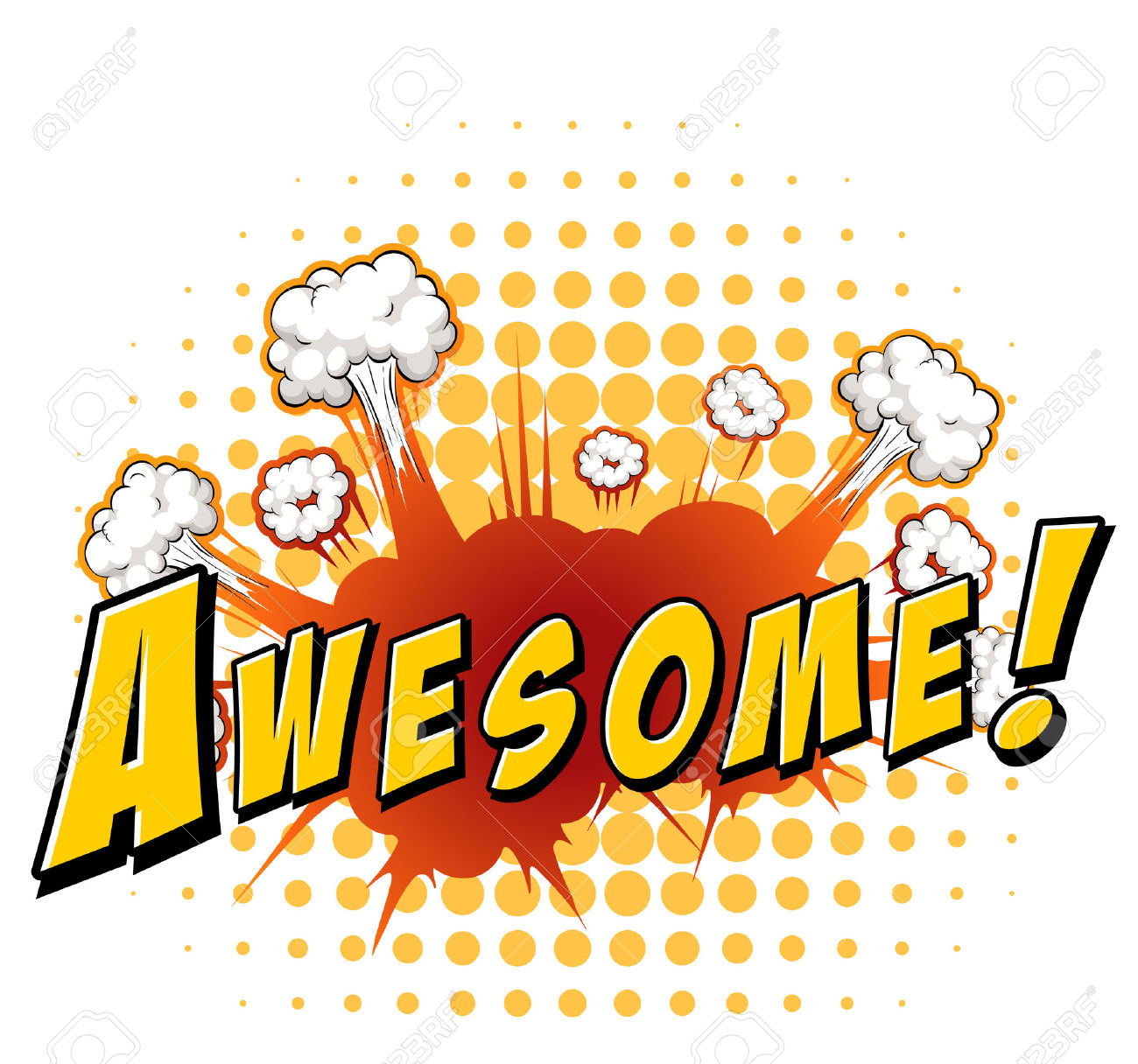 1300x1216 Word Clip Art Of Awesome Cliparts