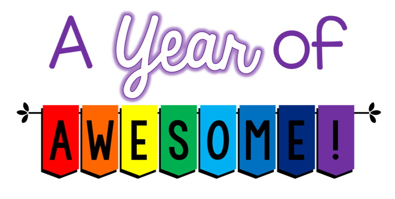793x399 A Year Of Awesome