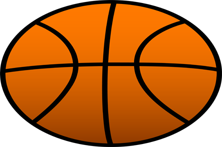 445x294 Basketball Clipart Free Images 3