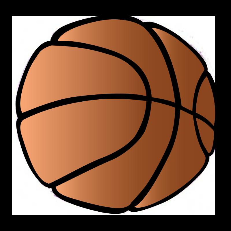 800x800 Cartoon Basketball Clipart Free Download Clip Art