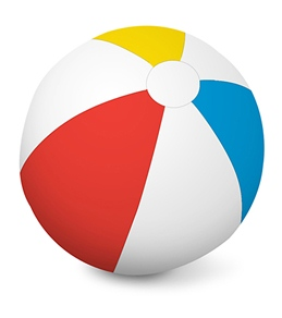 259x292 Beach Balls