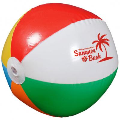 400x400 Custom Inflatable Beach Balls Crestline
