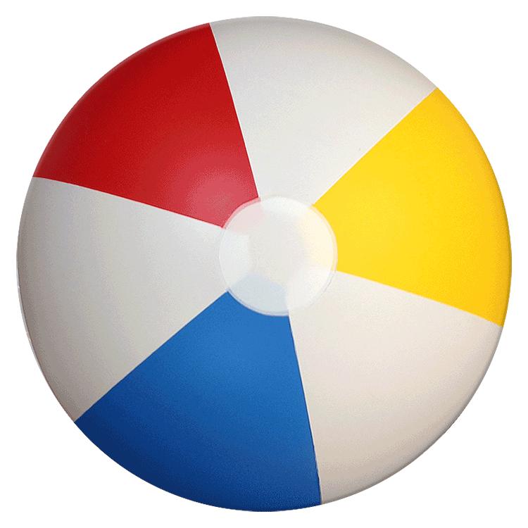 750x750 36'' Traditional Matte Beach Balls