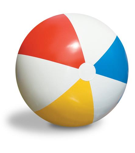 444x500 Swimline 36 Classic Beach Ball