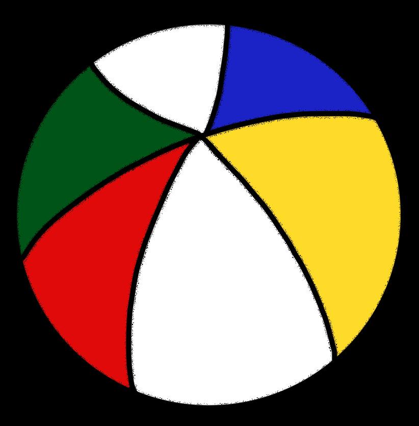 822x836 56 Free Beach Ball Clip Art