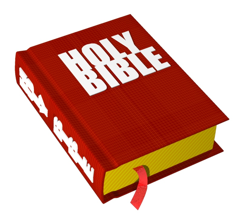 800x725 Bibles Clipart