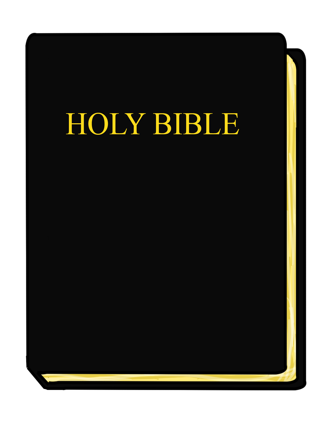 1350x1800 Free Holy Bible Clipart