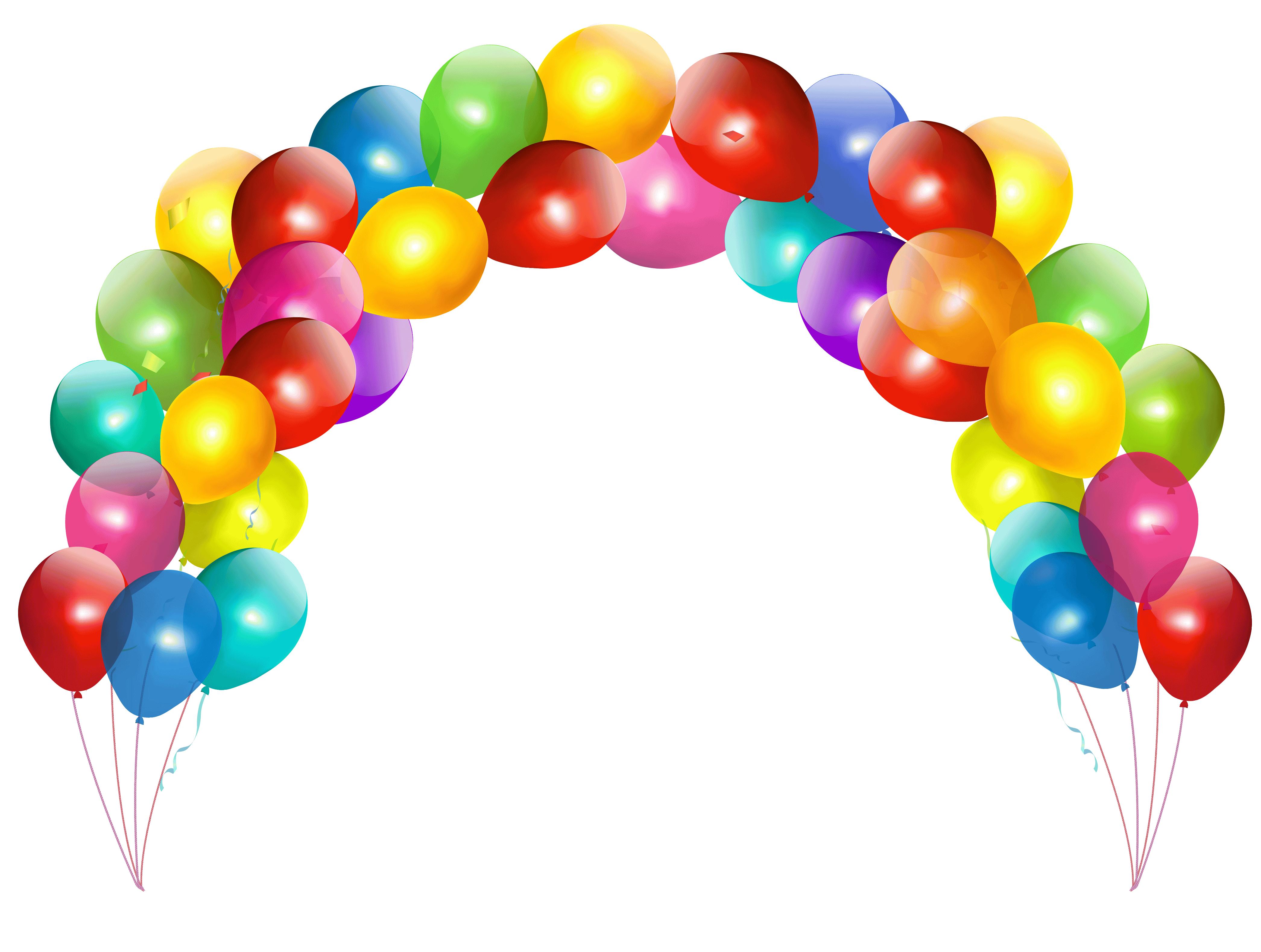4182x3158 20 Wonderful Birthday Balloons