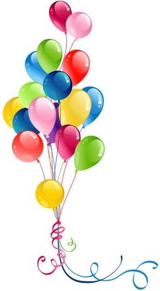 331x600 299 Best Happy Birthday Balloons Images Birthday