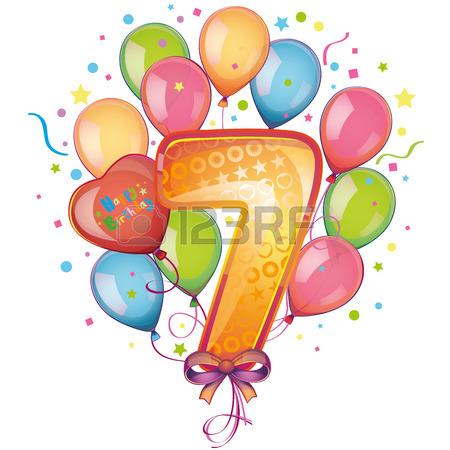 450x450 3 Happy Birthday Balloons Royalty Free Cliparts, Vectors,
