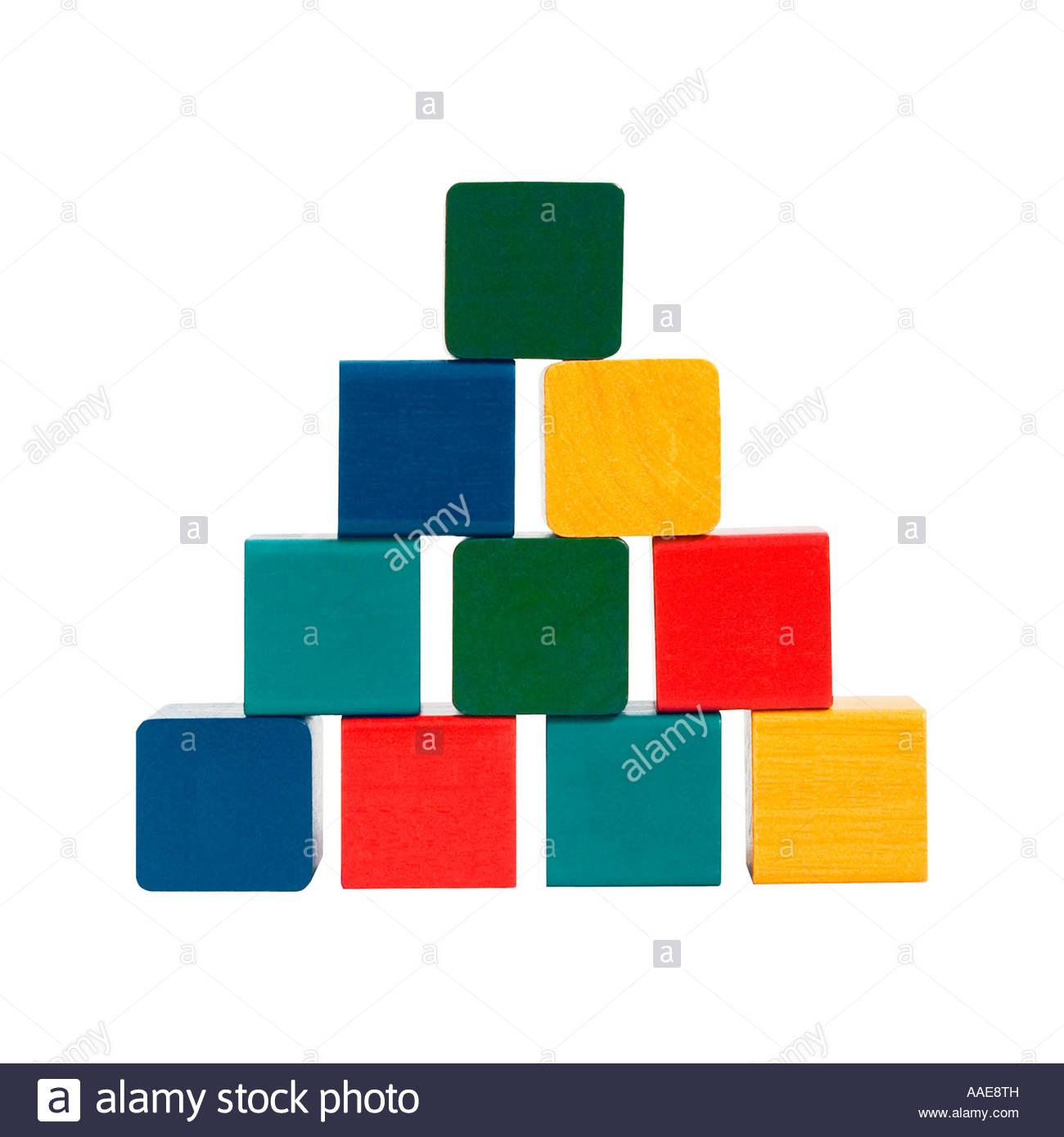 1300x1390 Coloured Building Blocks Stock Photo, Royalty Free Image 12603424