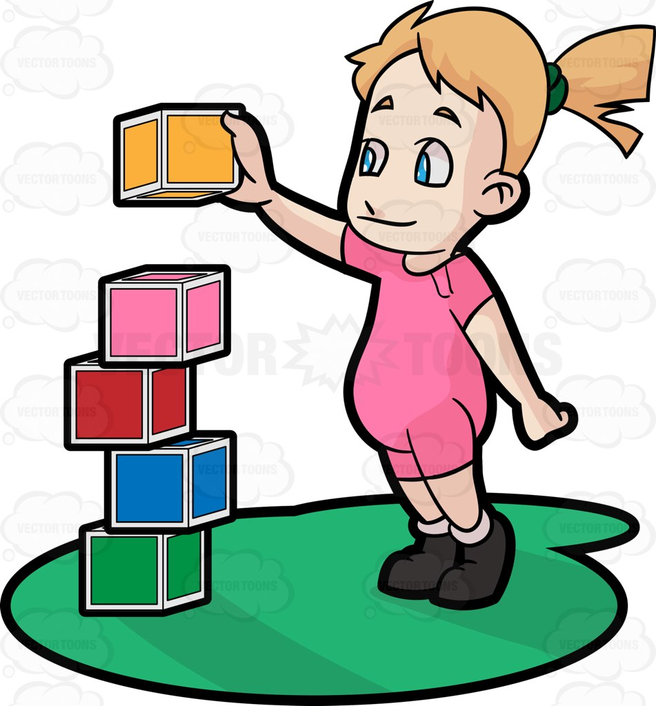 951x1024 Tower Clipart Building Block