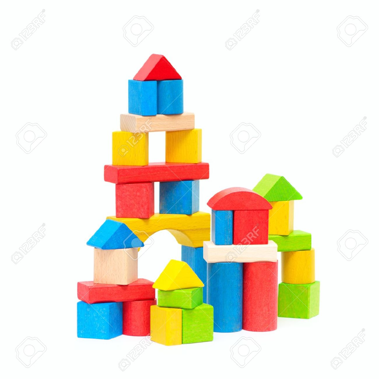 1300x1300 Wooden Building Blocks Clipart
