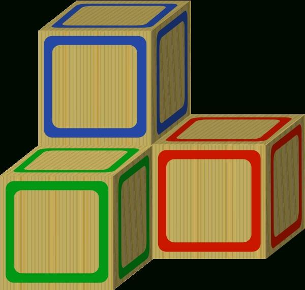 600x571 Building Blocks Clipart Cliparthut