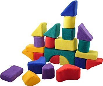 355x297 Cp Toys Super Soft Building Blocks 24 Pc Set For All