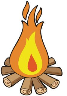 223x320 Camping Clipart Kid
