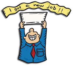 250x227 New Job Clip Art